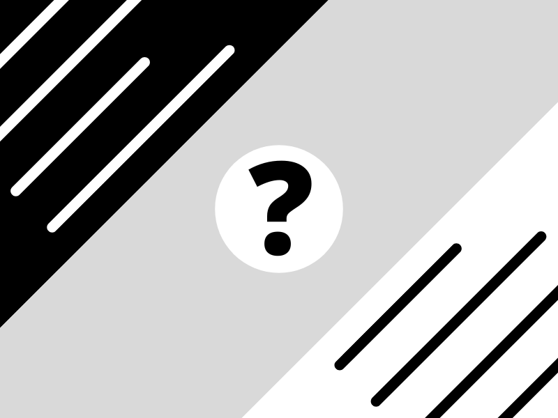 Die beste Hintergrundfarbe für Website: Schwarz, Weiß oder was anderes?